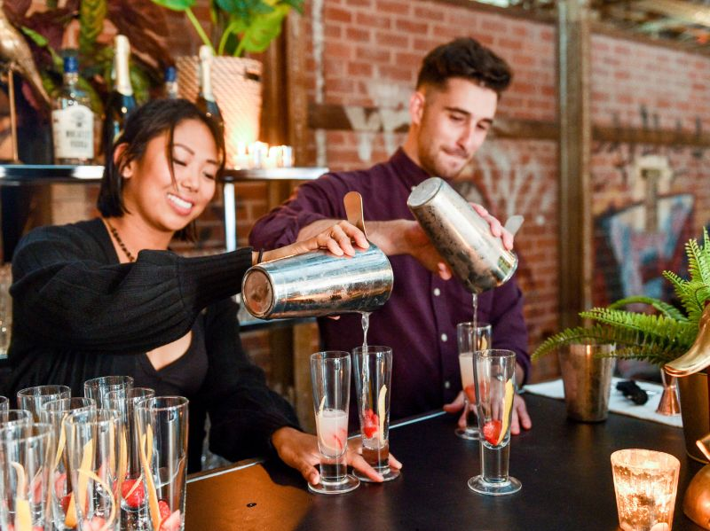 long island bartenders