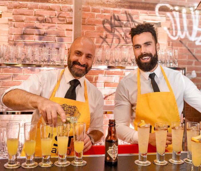 nyc staten island bartenders
