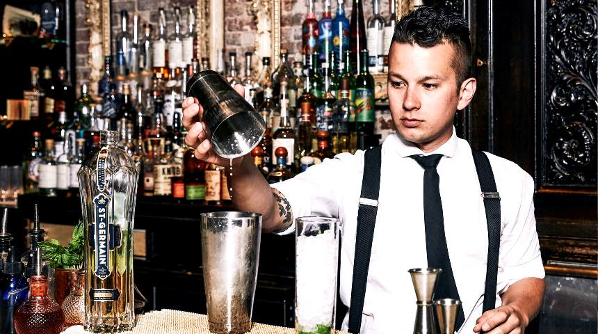 Picture of Manhattan Bartenders